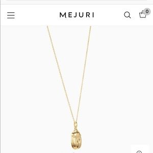 Mejuri necklace
